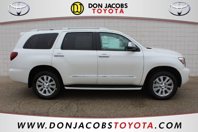 2019 Toyota Sequoia Platinum Milwaukee WI