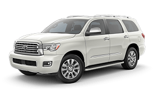 2019 Toyota Sequoia Platinum Oshkosh WI