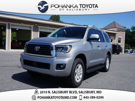 2019_Toyota_Sequoia_SR5 5.7L_ Salisbury MD