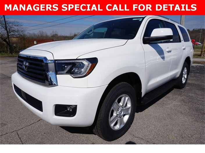 2019 Toyota Sequoia SR5 Columbia TN