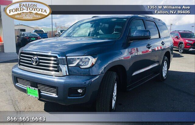 2019 Toyota Sequoia SR5 Fallon NV