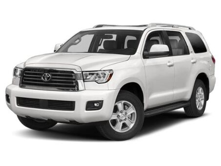 2019_Toyota_Sequoia_SR5_ Homestead FL