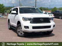 2019 Toyota Sequoia SR5 South Burlington VT
