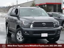 2019 Toyota Sequoia SR5 White River Junction VT