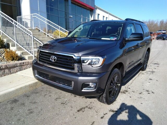 2019 Toyota Sequoia TRD Sport Canonsburg PA