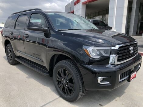2019_Toyota_Sequoia_TRD Sport_ Harlingen TX