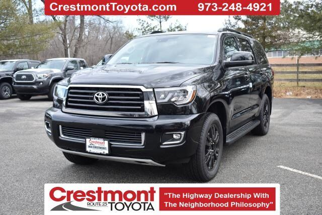 2019 Toyota Sequoia TRD Sport Pompton Plains NJ