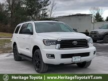 2019 Toyota Sequoia TRD Sport South Burlington VT