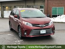 2019 Toyota Sienna AWD South Burlington VT
