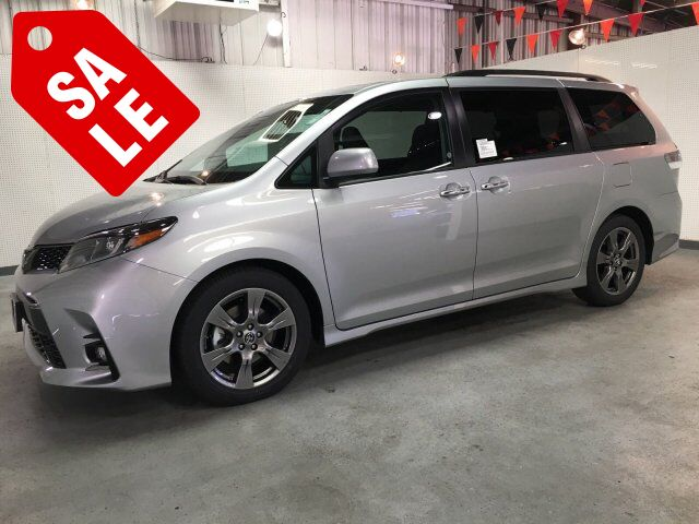 2019 Toyota Sienna  Oroville CA