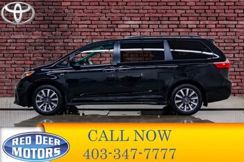 2019_Toyota_Sienna_AWD XLE Leather Roof Nav BCam_ Red Deer AB
