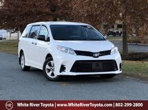 2019 Toyota Sienna L White River Junction VT