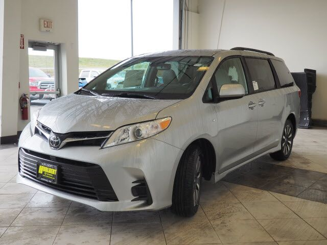 2019 Toyota Sienna LE 7-Passenger Epping NH