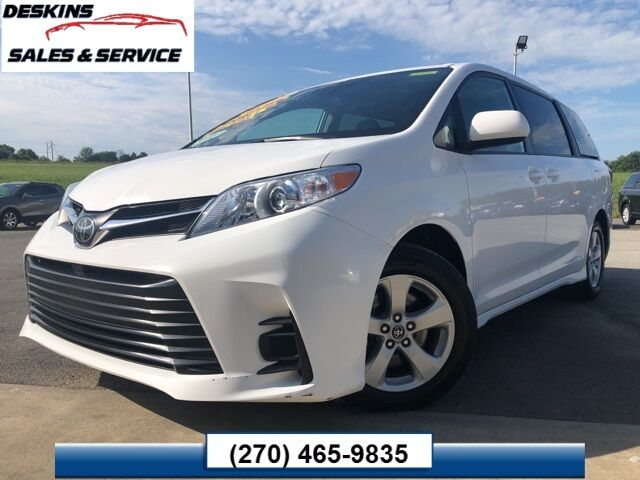 2019 Toyota Sienna LE Campbellsville KY