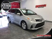 2019_Toyota_Sienna_LE_ Decatur AL