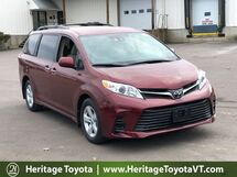 2019 Toyota Sienna LE FWD South Burlington VT
