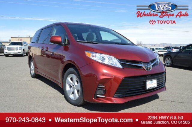 2019 Toyota Sienna LE Grand Junction CO