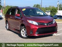 2019 Toyota Sienna LE Mobility FWD South Burlington VT