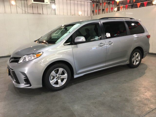 2019 Toyota Sienna LE Oroville CA