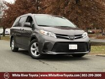 2019 Toyota Sienna LE White River Junction VT
