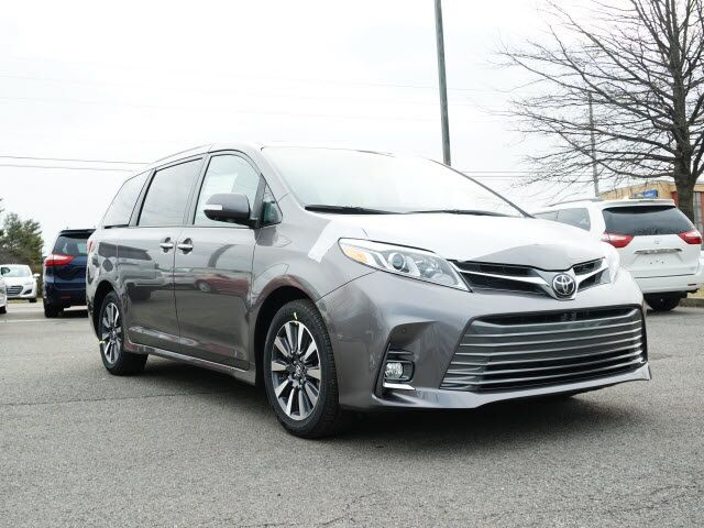 2019 Toyota Sienna Limited Premium Cranberry Twp PA