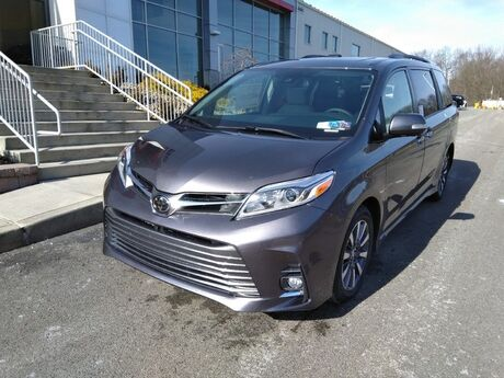 2019 Toyota Sienna Limited Premium Washington PA