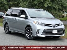 2019 Toyota Sienna Limited Premium White River Junction VT