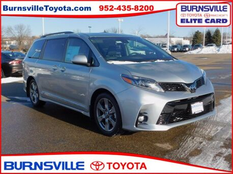 2019_Toyota_Sienna_SE Premium_ Burnsville MN