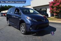 2019 Toyota Sienna SE Premium New Wheelchair Conversion Conyers GA