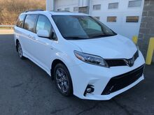 2019_Toyota_Sienna_SE_ Washington PA