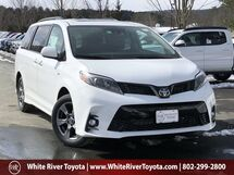 2019 Toyota Sienna SE White River Junction VT