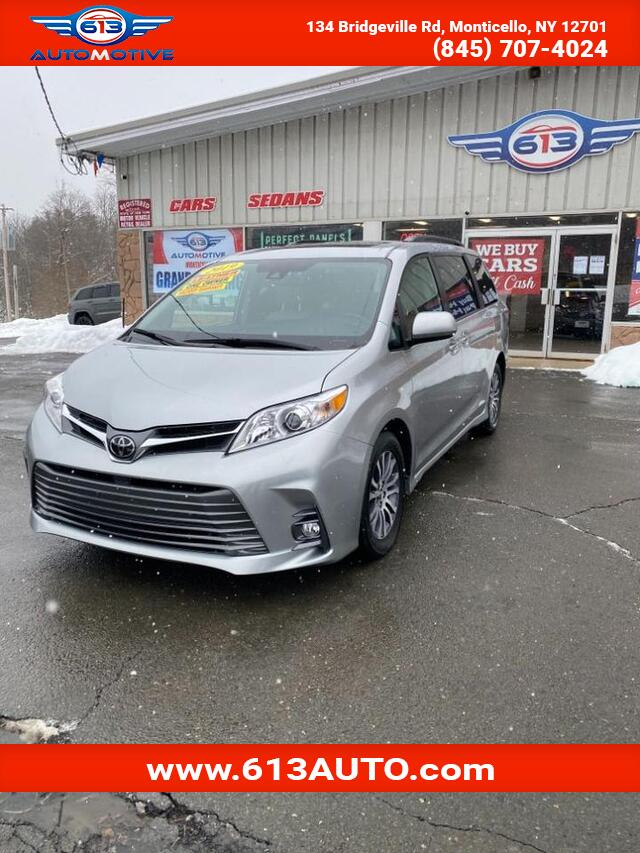 2019 Toyota Sienna XLE 8 PASSENGER Ulster County NY