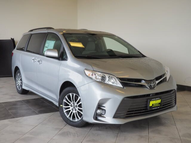 2019 Toyota Sienna XLE 8-Passenger Epping NH