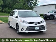 2019 Toyota Sienna XLE AWD South Burlington VT