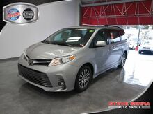 2019_Toyota_Sienna_XLE_ Central and North AL
