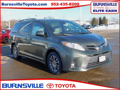 2019_Toyota_Sienna_XLE_ Burnsville MN