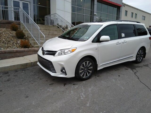 2019 Toyota Sienna XLE Canonsburg PA