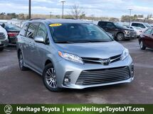 2019 Toyota Sienna XLE FWD South Burlington VT
