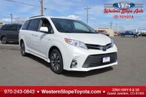 2019 Toyota Sienna XLE Grand Junction CO