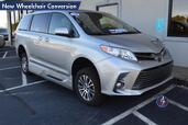 2019 Toyota Sienna XLE-Navigation New Wheelchair Conversion