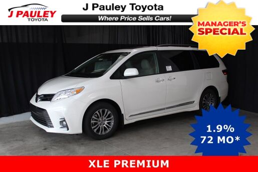 2019_Toyota_Sienna_XLE Premium_ Fort Smith AR