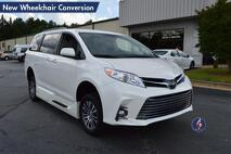 2019 Toyota Sienna XLE Premium New Wheelchair Conversion Conyers GA