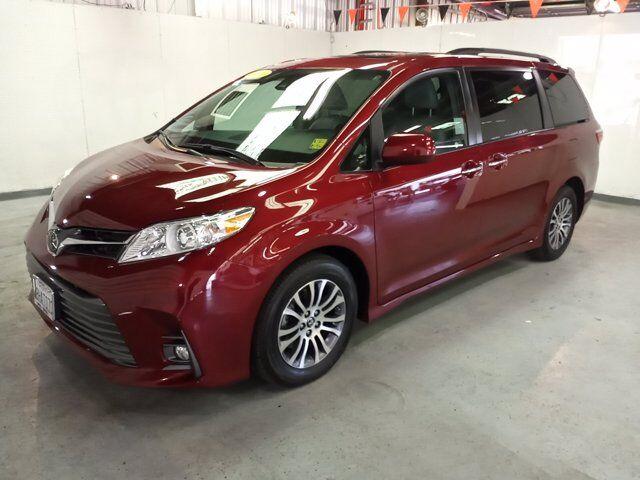 2019 Toyota Sienna XLE Premium Oroville CA