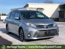 2019 Toyota Sienna XLE Premium South Burlington VT