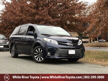 2019 Toyota Sienna XLE Premium White River Junction VT