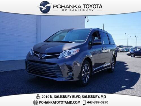 2019_Toyota_Sienna_XLE_ Salisbury MD