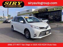 2019_Toyota_Sienna_XLE_ San Diego CA