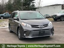 2019 Toyota Sienna XLE South Burlington VT