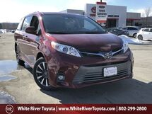 2019 Toyota Sienna XLE White River Junction VT