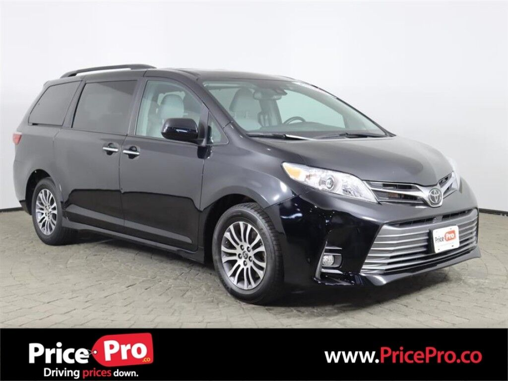 2019 Toyota Sienna XLE w/Sunroof/Heated Leather Maumee OH